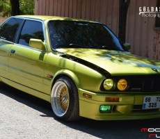 Bmw E30 3.20i - 2.500 CC 190HP + By Murat KAYAPINAR