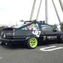 Modifiye S61 AE86 Toyota Corolla Trueno GT-APEX