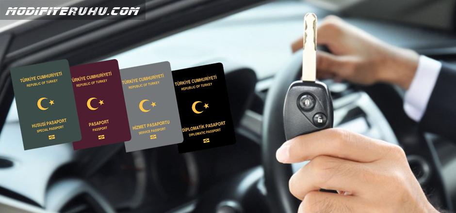 yabancı plakalı araçların türkiye'deki kalış süresi 24 ay oldu