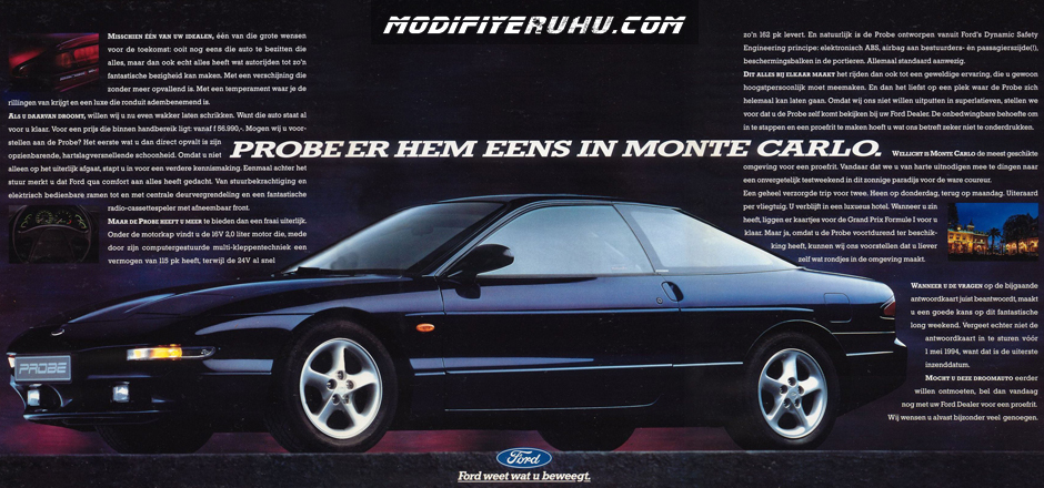ford-probe-uygun-fiyatlı-otomobil