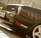 Modifiye VolksWagen Golf GTI MK2