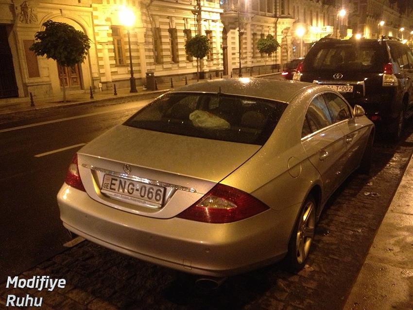 Gürcistan, Bulgaristan Plakalı Araç Kullanmak?