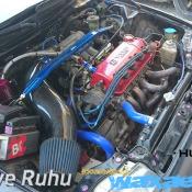 Modifiye Honda CRX