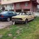 Terk Edilmiş Arabalar